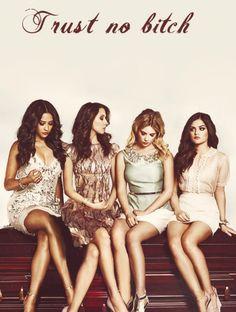 Really need Emily's dress on the far left!