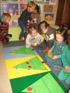 peuter-1ste kleuterklas: Thema 'Kerstmis'