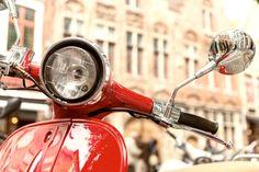 Normas generales para aparcar la moto