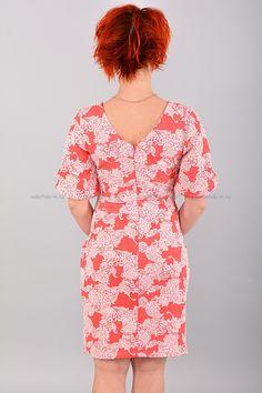 Платье В1282 Размеры: 42-48 Цена: 770 руб.  http://odezhda-m.ru/products/plate-v1282  #одежда #женщинам #платья #одеждамаркет