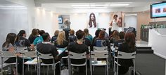 Class is in Session! Salon Professionals learn about Malibu C!
