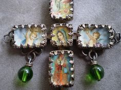 Vintage French Rosary