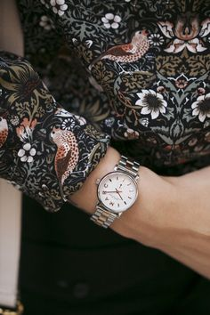 Marc by Marc Jacobs Baker Bracelet Watch available now!