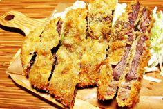日劇{天皇の料理番}中的炸牛排/宅鮮配新鮮送我家 ,炸牛排輕鬆上桌