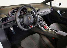 Lamborghini Huracan  Interor Photo