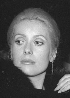 Bardot, Deneuve and Catherine Deneuve, Jeanne Moreau, Hollywood Stars, Old Hollywood, Mikhail Baryshnikov, 70s Glam, French Actress, Bella, Movie Stars