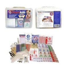 @Overstock - Stay safe and protected by being smart and prepared with the 25-person first aid kit for the home, office and daycare by Total Resources International. This kit contains 170 pieces of quality name brand first aid supplies within a wall mountable case.http://www.overstock.com/Health-Beauty/Total-Resources-International-25-person-170-pc-First-Aid-Kit/5641115/product.html?CID=214117 $26.99