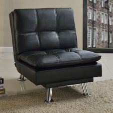 Convertible Chair and Ottoman