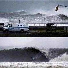 Hurricane Sandy Long Beach NY