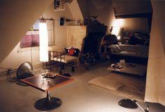 パリのアパルトマン | 建築とランドスケープ:地上の楽園を求める旅