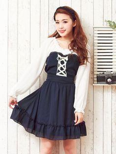 dreamv | Rakuten Global Market: -Reservation-[offshore corset switch one-piece | CA | NM | |] ◆ 2 / 16 shipping calendar