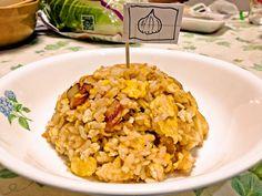 にんにくの香りが食欲をそそります!!簡単でパラパラのガーリックチャーハンのレシピ