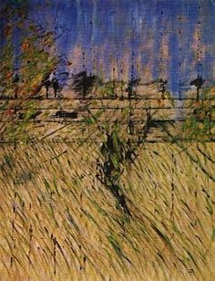 Francis Bacon - Landscape after Van Gogh