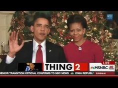 """Donald Trump claims it wasn't OK to say """"Merry Christmas"""" under Presiden..."""