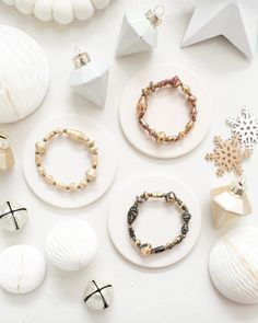 The @31bits Starlight bracelets // Every purchase impacts a life!