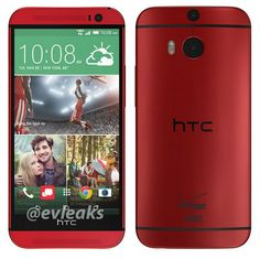 HTC;s Farboffensive beim One M8  #blau #gold #HTC #HTC One M8 #M8 #One M8 #pink #rot #silber