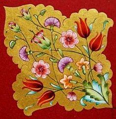 Klasik Türk Sanatları Vakfı Butterfly With Flowers Tattoo, Flower Art, Arabesque, Islamic Patterns, Art Articles, Turkish Art, Bird Wallpaper, Patterns In Nature, Art Background