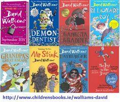 David Walliams Books http://www.childrensbooks.ie/walliams-david