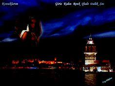 ORKİDEM_Flatcast Fcpli radyo Tema Kız Kulesi Ve Biz