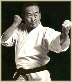 Karate Master Masatoshi Nakayama Best Karate