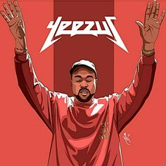 background and kanye west image