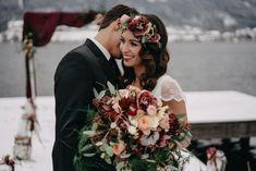 Brautstrauß Floralavie #Glückwärts_Wedding Alexandra Wagner #Kärnten #Hochzeit #Blumenschmuck Crown, Flower Decorations, Getting Married, Wedding, Corona, Crown Royal Bags, Crowns