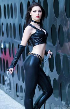 X-23 cosplay by Katy Mor