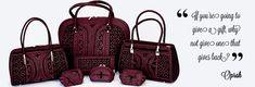 Laga Handbags - Custom Handmade Handbags