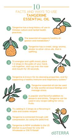We're so excited about the new addition to our permanent oils, Tangerine! Learn more about Tangerine by clicking on the pin!