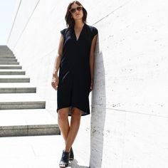 Miranda Bennett Studio Cotton Gauze Everyday Dress