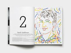 Saturdays Magazine Issue #003 by Javas Lehn Studio, via Behance
