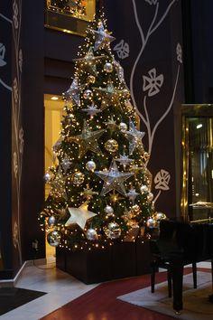 Decoración de Navidad - Hotel Plaza