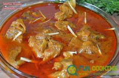 Chinyoti Kunna Gosht/Mutton Kunna