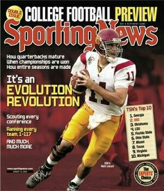 Matt Leinart Heisman Trophy USC football Fight On
