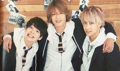 Hey! Say! JUMP - HS Best - Arioka Daiki, Takaki Yuya, Hikaru Yaotome