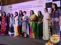 The FICCI Ladies Organisation (FLO), organized an interactive session with Dr. Chhavi Rajawat, the first and the youngest lady Sarpanch of India.