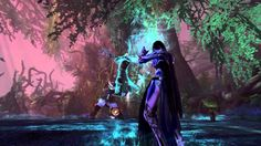 Become a Knight of the Feywild in Neverwinter (+playlist)