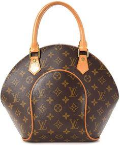 Louis Vuitton Ellipse PM Handbag in Brown Vintage Louis Vuitton, Louis Vuitton Handbags Black, Sac Speedy Louis Vuitton, Louis Vuitton Monograme, Louis Vuitton Designer, Vuitton Bag, Gucci Handbags, Designer Handbags, Fall Handbags