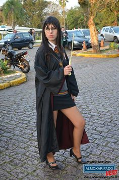 Potter Girl by Vickawaii Hogwarts, Harry Potter, Cosplay, Deviantart