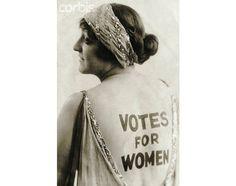 Suffragettes: women who dared