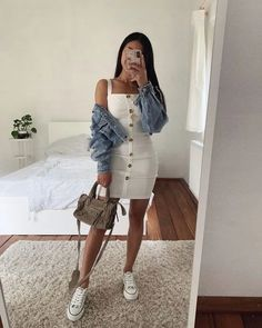 122 perfect fall outfits for college page 23 decor homydepot com 101 chic college girl fashion outfits to be appealing Cute Casual Outfits, Girly Outfits, Stylish Outfits, Teenager Outfits, College Outfits, College Fashion, Teen Fashion Outfits, Outfits For Teens, Mode Instagram