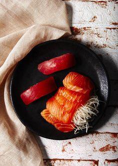 Westfield Sydney Sushi Hon   Tanya Zouev #foodisfashion @Westfield Sydney