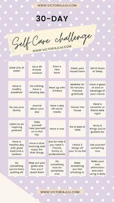 Love Challenge, Health Challenge, Happiness Challenge, 30 Day Instagram Challenge, Thigh Challenge, Plank Challenge, Care Calendar, Self Care Bullet Journal, Vie Motivation