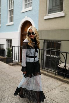 blair-eadie-lace-dress-pearl-bows-sunglasses-linda-farrow