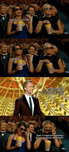 NPH at the Emmys...