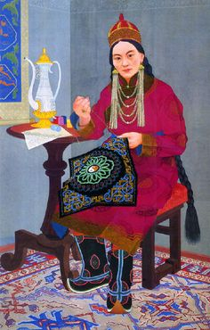 Mongolian traditional clothing is called DEEL.