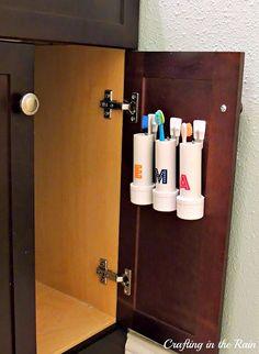 40 formas de decorar e organizar a casa com canos de PVC