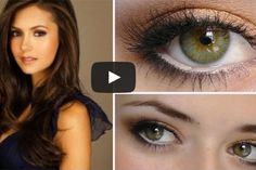 The Vampire Diaries Elena Gilbert Inspired Makeup tutorials (how to for prom)