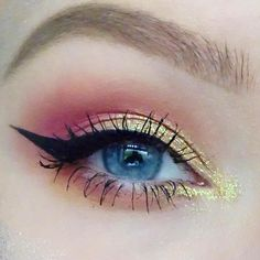 "2,371 Likes, 40 Comments - Sophie (@sophdoesnails) on Instagram: ""Found this picture of my makeup from V fest ✨ Not the best quality photo but wanted to post it…"""