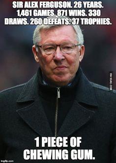 Sir Alex Ferguson Facts
